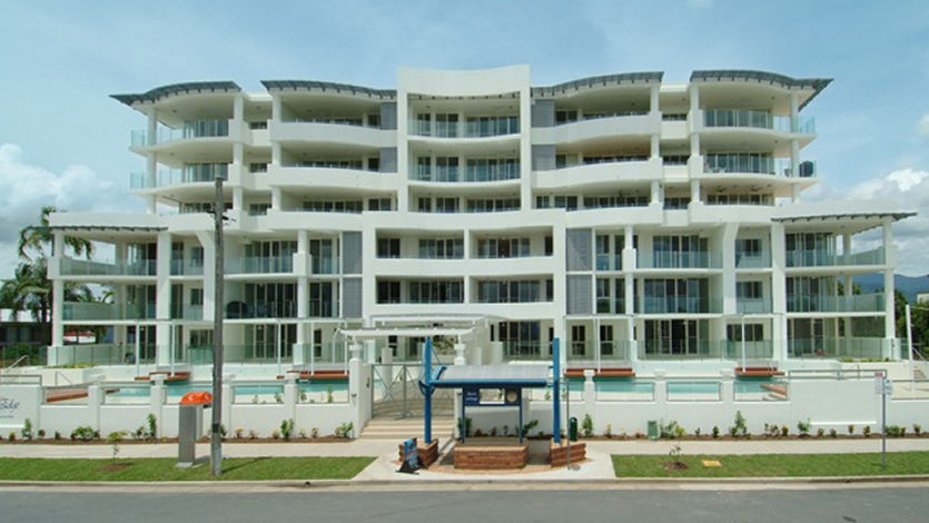 Waters Edge Cairns 5 Star Luxury Apartments facilities